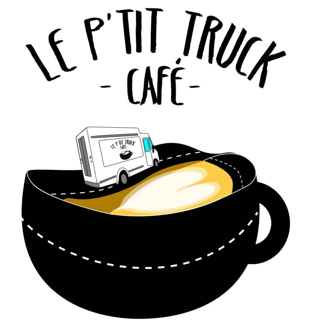 Le Ptit Truck Café, food truck