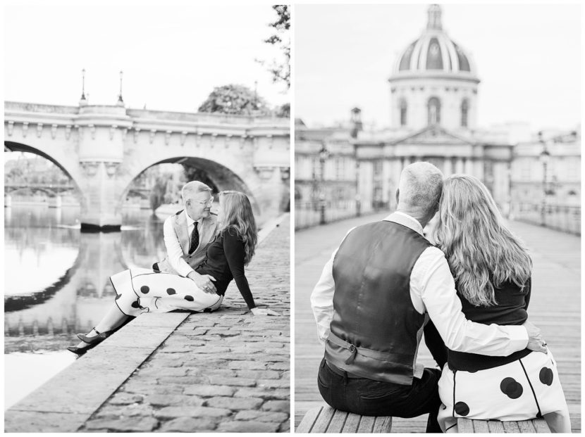 Marie Calfopoulos Engagement Photographer Surprise Proposal Photographe Mariage Paris Provence Luberon Avignon France