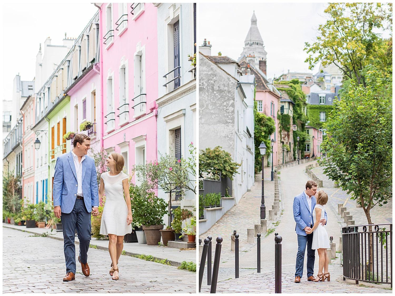 Marie Calfopoulos Engagement Photographer Surprise Proposal Photographe Mariage Paris Provence Luberon Avignon France