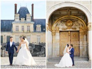 Marie-Calfopoulos-Provence-Paris-Photographer-Pre-Wedding-Photo-Session-Fontainebleau-Chateau-Palace-Castle_1