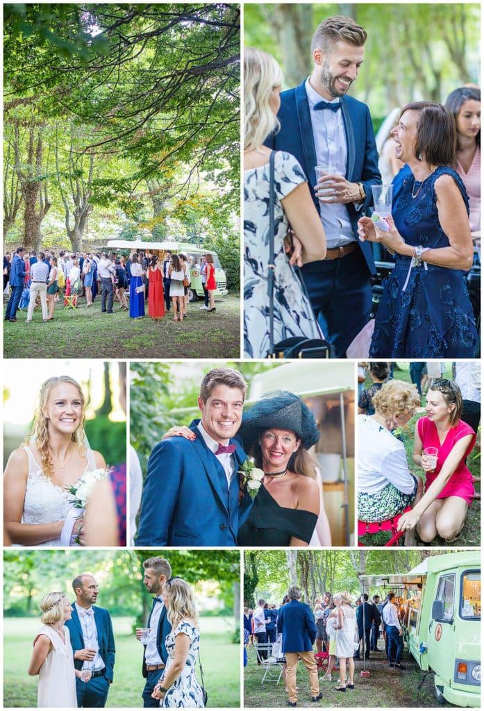 A Provence wedding at l'Auberge du Parc, Domaine du Rocher in Orgon, Alpilles