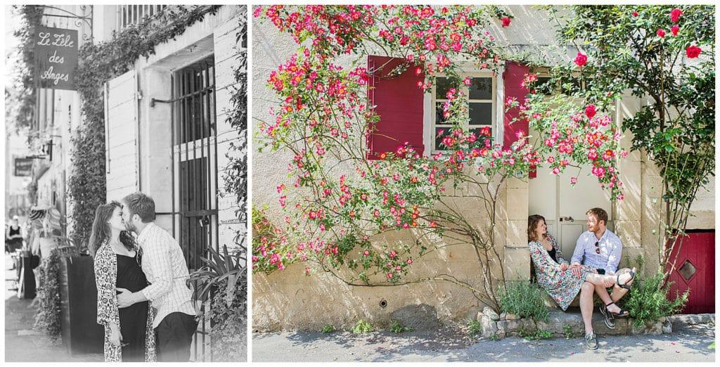 Lieux pour une séance photo en Provence : Lourmarin, Luberon