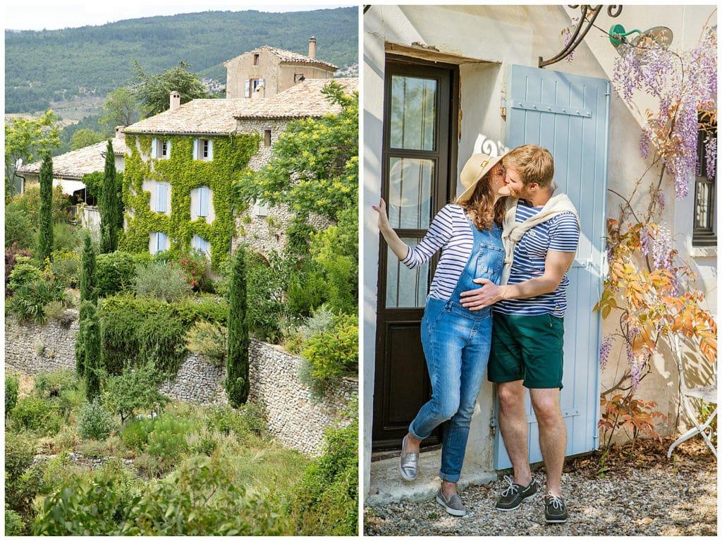 Lieux pour une séance photo en Provence : Bonnieux, Luberon