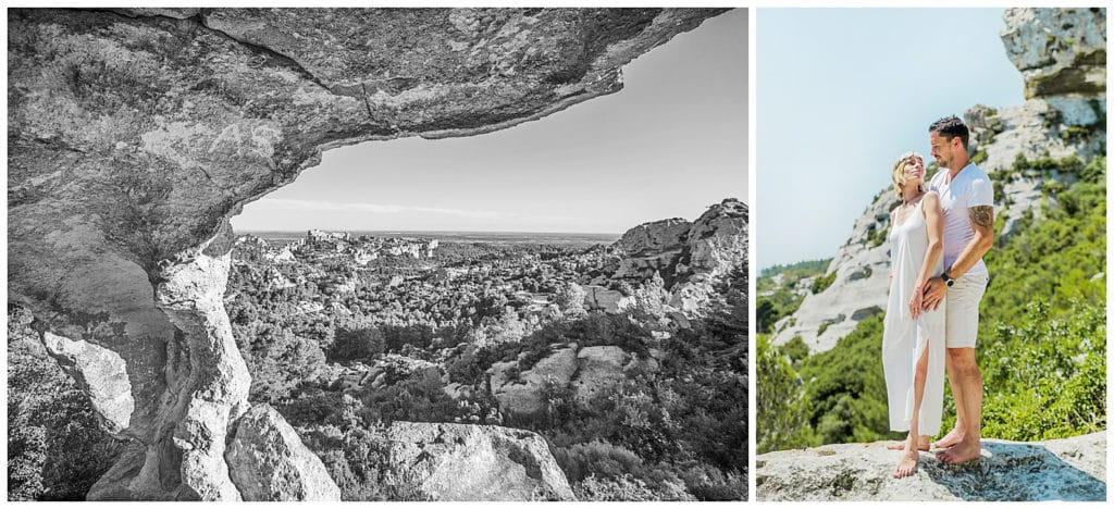 Location for a Provence photo session Les-Baux-de-Provence