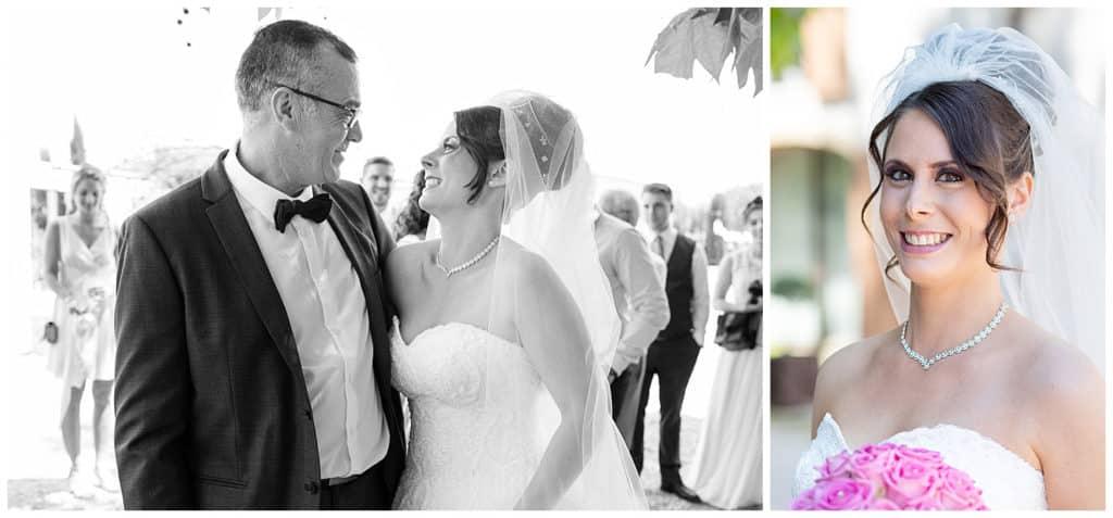 Mariage à l'Espace de l'Hers à Châteauneuf-du-Pape