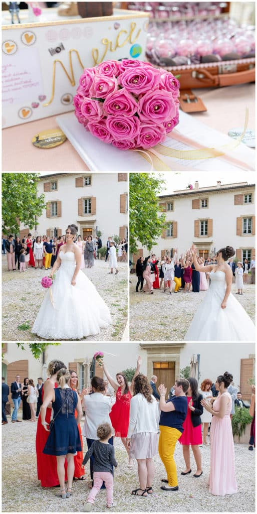 A Provence wedding at l'Espace de l'Hers in Chateauneuf-du-Pape