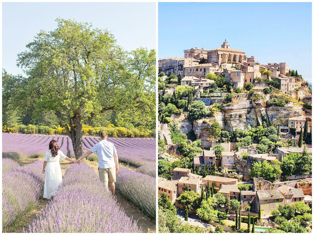 10 dreamy locations for a photo session in Provence