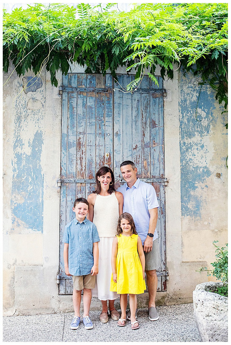 Marie Calfopoulos Photographe Provence Luberon Avignon séance photo famille Bonnieux Lourmarin