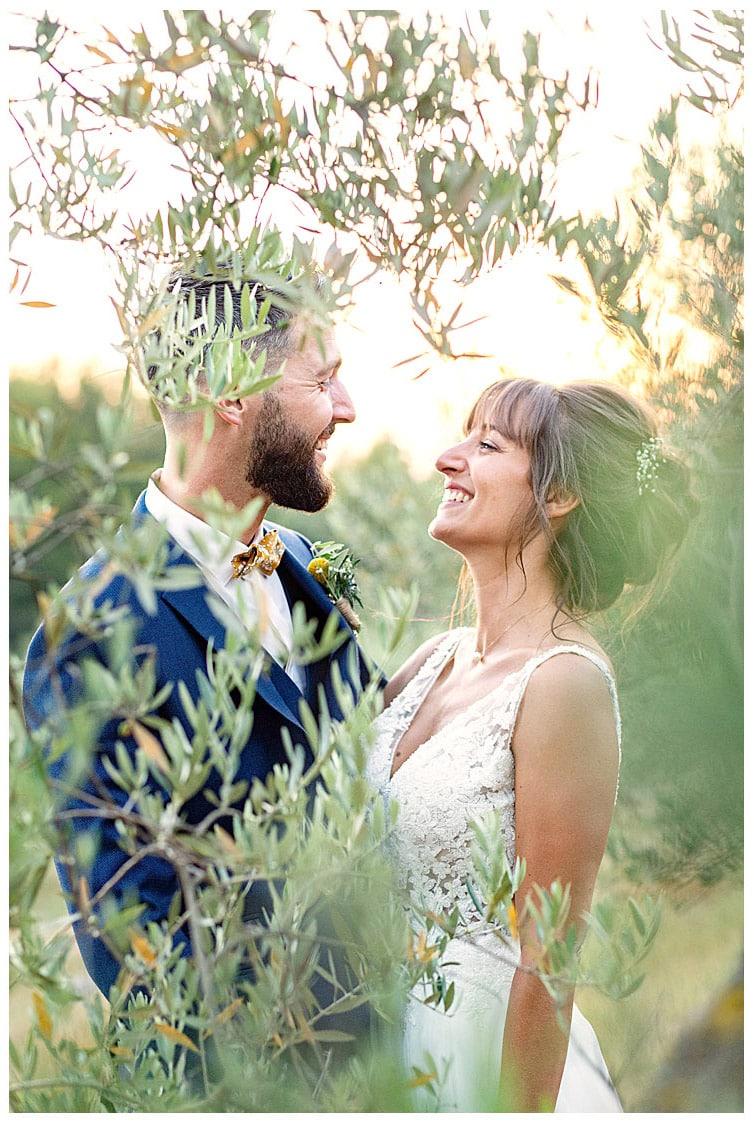 Marie Calfopoulos Photographe mariage Domaine de la Pommé Trets Provence