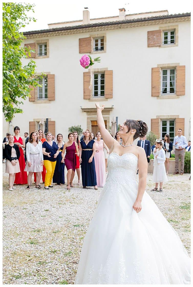 Marie Calfopoulos Photographe mariage Espace de l'Hers Châteauneuf-du-Pape Provence