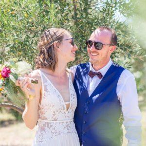 Mariage en Provence au Mas de Baumes