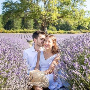 seance-photo-lavande-couple-Provence